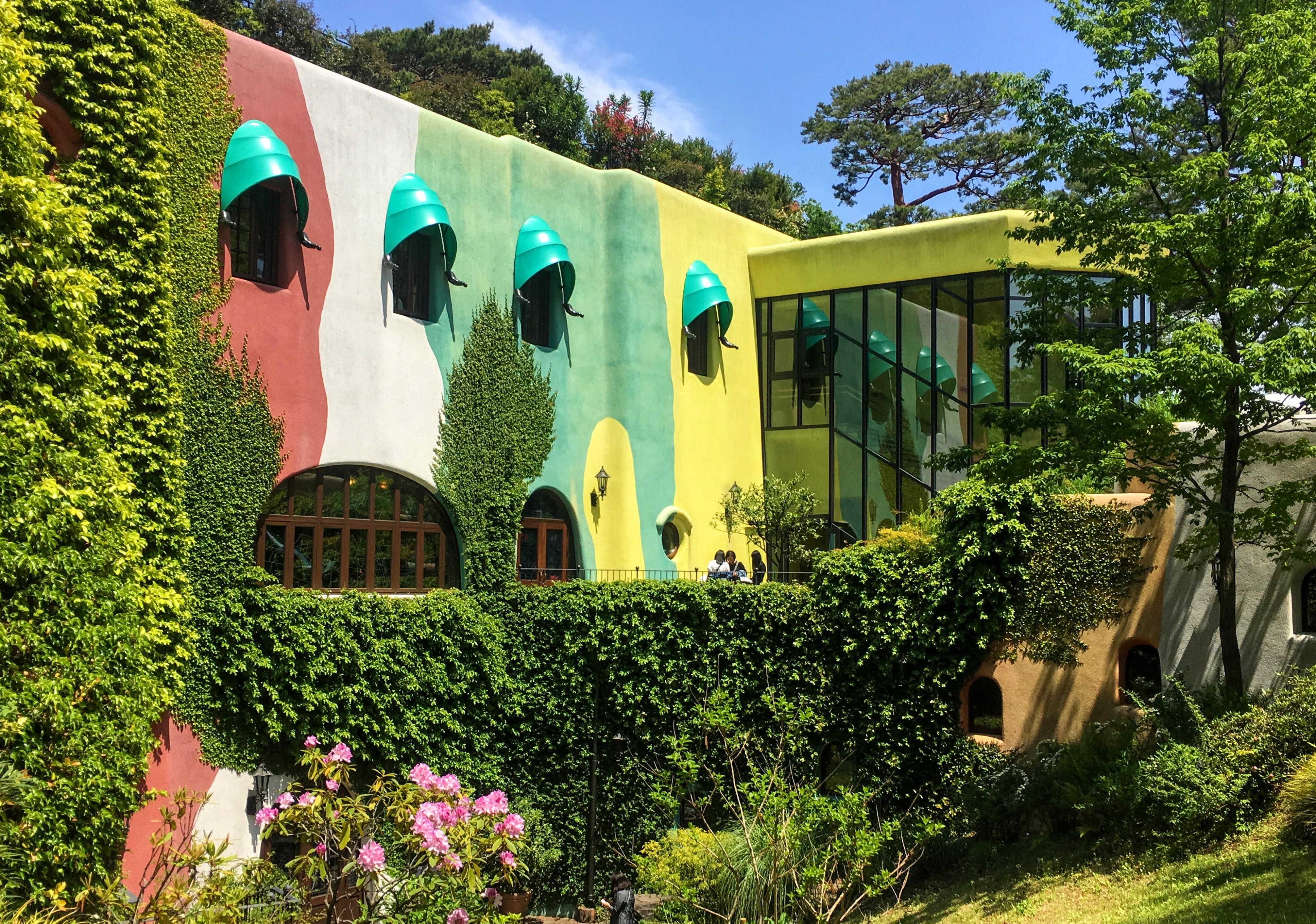 Studio Ghibli Museum >> Visiting The Studio Ghibli Museum In Mitaka Tokyo Japan
